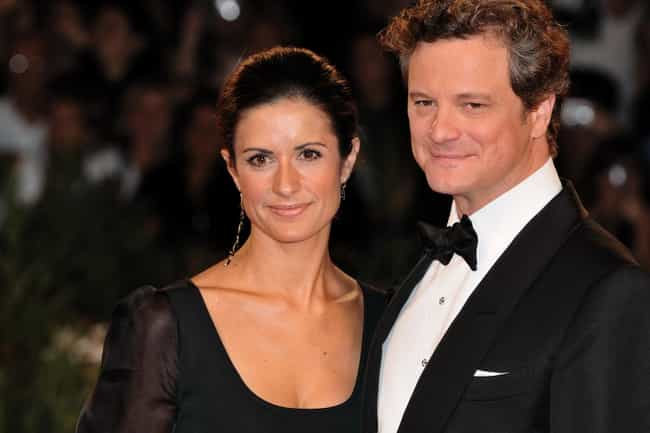Livia Giuggioli is listed (or ranked) 1 on the list Colin Firth Loves and Hookups