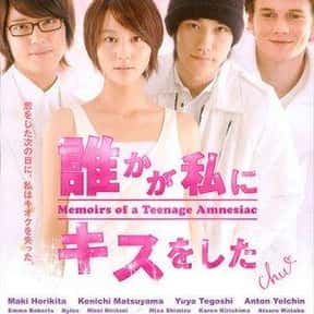 Memoirs of a Teenage Amnesiac is listed (or ranked) 19 on the list The Best Anton Yelchin Movies