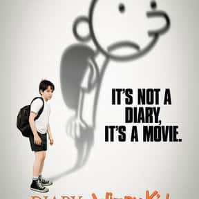 Diary of a Wimpy Kid is listed (or ranked) 4 on the list Movies Based On Books You Should Have Read In 4th Grade