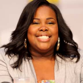 Amber Riley is listed (or ranked) 8 on the list Famous People Named Amber
