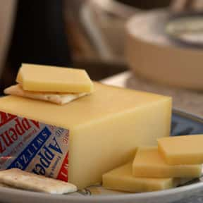 Appenzeller cheese is listed (or ranked) 8 on the list Cheese Made from Cow Milk