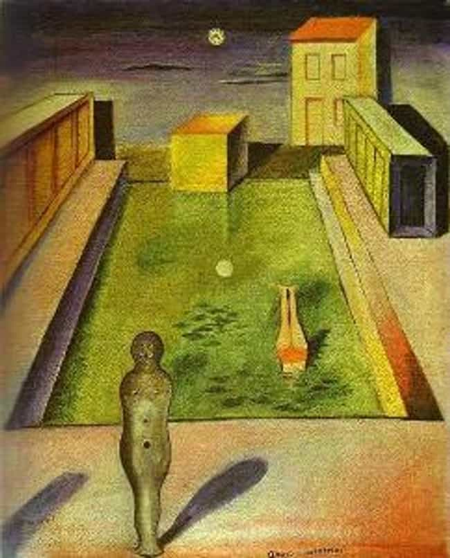 Aquis Submersus is listed (or ranked) 2 on the list Famous Surrealism Artwork