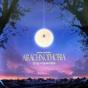 Arachnophobia is listed (or ranked) 4 on the list The Best 90s Monster Movies