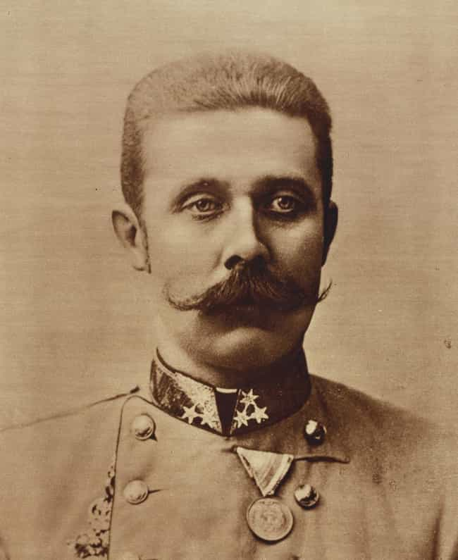 Archduke Franz Ferdinand of Au... is listed (or ranked) 4 on the list Members of the House Of Habsburg
