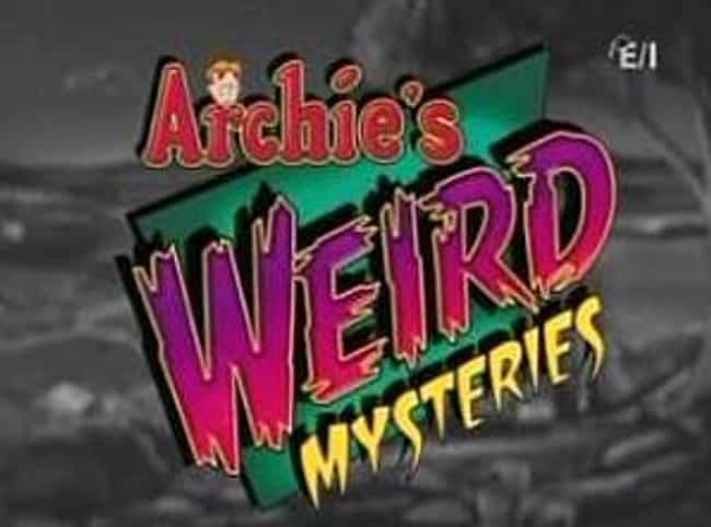 Archie's Weird Mysteries is listed (or ranked) 4 on the list The Best Archie Comics TV Shows Ever Made
