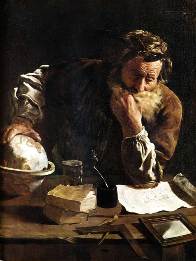 Archimedes is listed (or ranked) 1 on the list Famous Philosophers from Greece