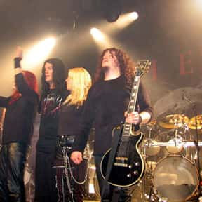 Arch Enemy is listed (or ranked) 12 on the list List of Famous Bands from Sweden