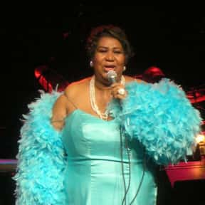 Aretha Franklin is listed (or ranked) 14 on the list People Who Have Been Criticized by PETA