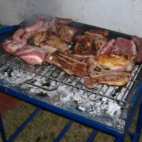 Argentinian food is listed (or ranked) 21 on the list Your Favorite Types of Cuisine