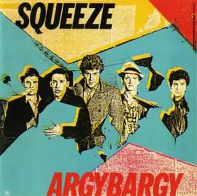 Argybargy is listed (or ranked) 2 on the list The Best Squeeze Albums of All Time