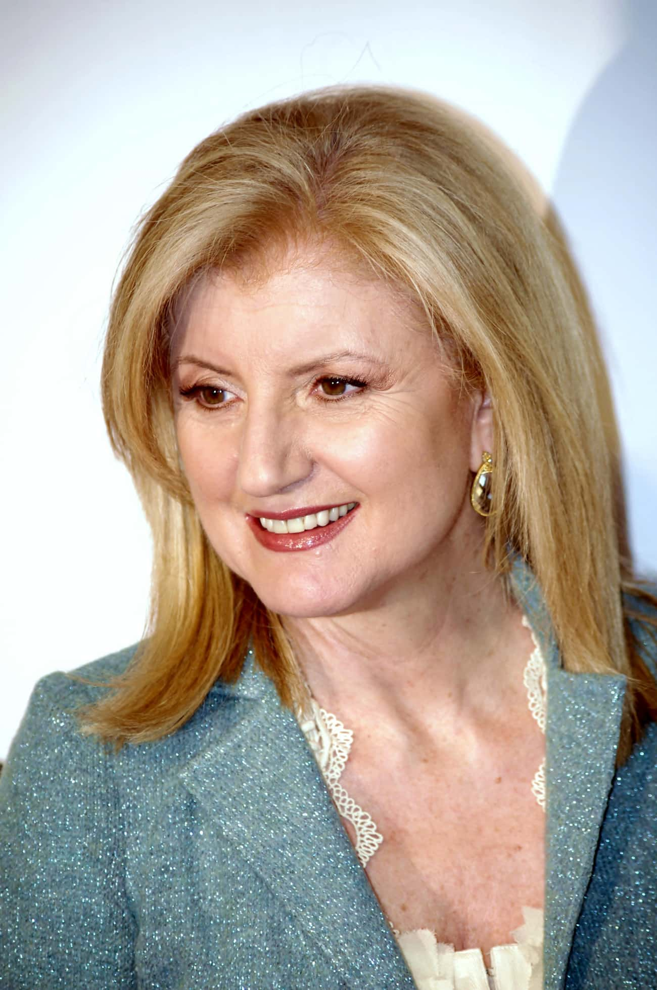 Arianna Huffington is listed (or ranked) 4 on the list Famous People who Majored in Economics