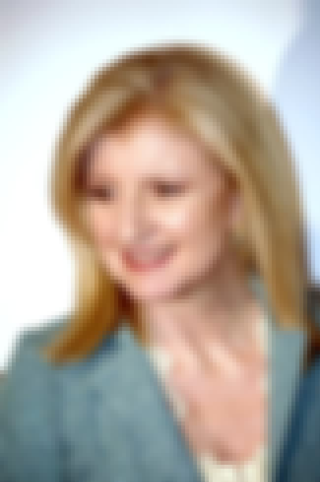 Arianna Huffington is listed (or ranked) 3 on the list List of Famous Editors