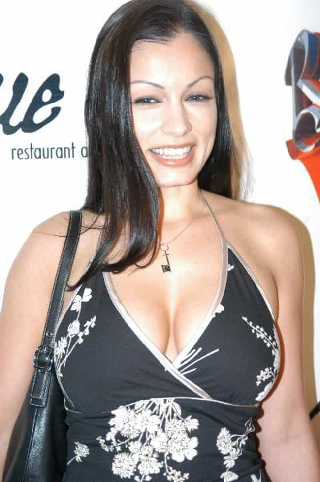 Aria Giovanni is listed (or ranked) 2 on the list Famous People Born in 1977