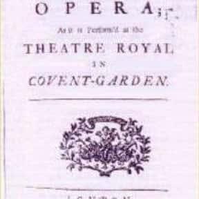 Ariodante is listed (or ranked) 7 on the list List of Opera seria Operas