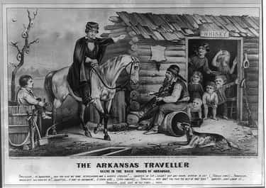 Arkansas Traveller