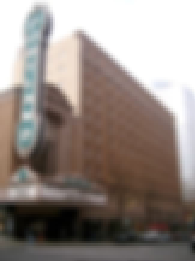 Arlene Schnitzer Concert Hall,... is listed (or ranked) 1 on the list Rapp and Rapp Architecture