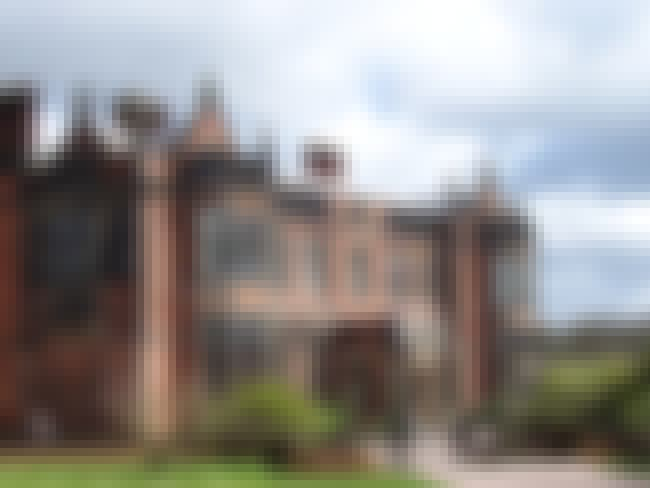 Arley Hall is listed (or ranked) 2 on the list List of Anthony Salvin Architecture