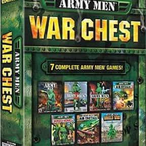 Army Men is listed (or ranked) 16 on the list List of Gamecube Games