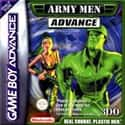 Army Men Advance is listed (or ranked) 13 on the list The 3DO Company Games List
