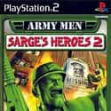 Army Men: Sarge's Heroes 2 is listed (or ranked) 17 on the list Nintendo 64 Games List