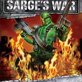 Army Men: Sarge's War is listed (or ranked) 17 on the list List of Gamecube Games