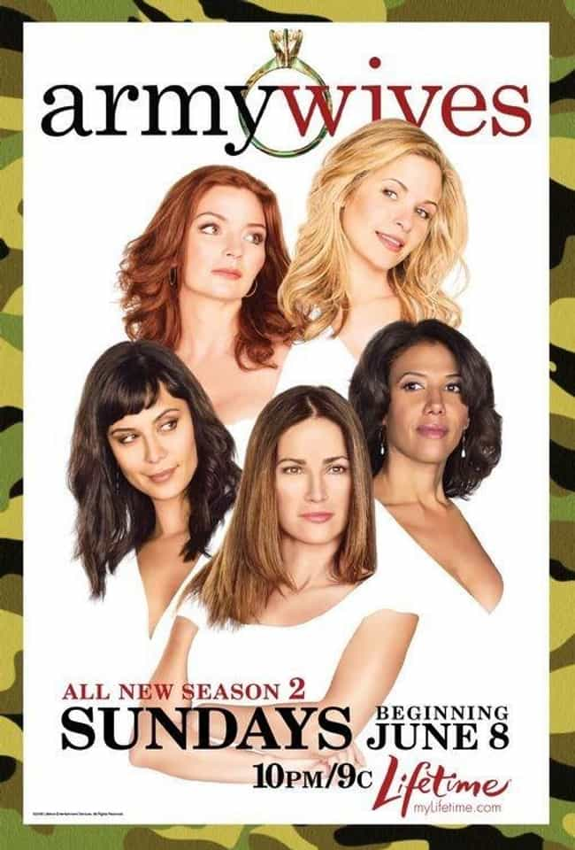 Army Wives is listed (or ranked) 2 on the list TV Shows Produced By Mark Gordon