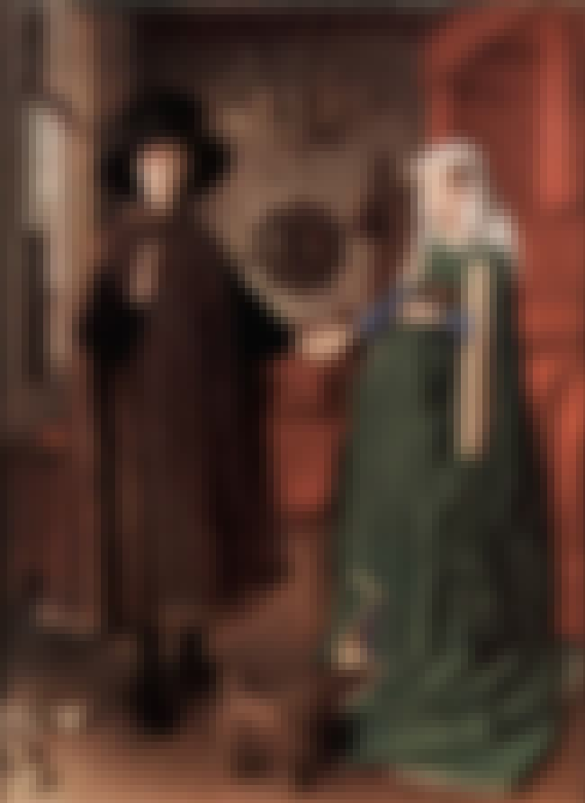 Arnolfini Portrait is listed (or ranked) 2 on the list List of Famous Jan Van Eyck Artwork
