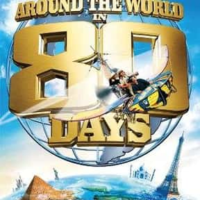 Around the World in 80 Days is listed (or ranked) 2 on the list The Best Luke Wilson Movies
