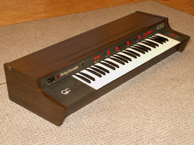 ARP String Ensemble is listed (or ranked) 2 on the list Synthesizer - Instruments in This Family
