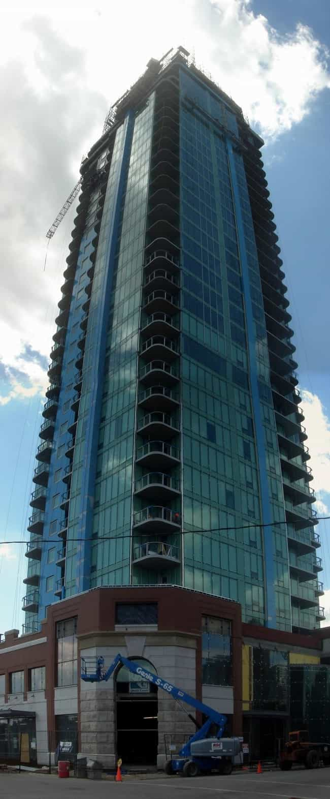 Arriva Towers is listed (or ranked) 1 on the list List of Famous Calgary