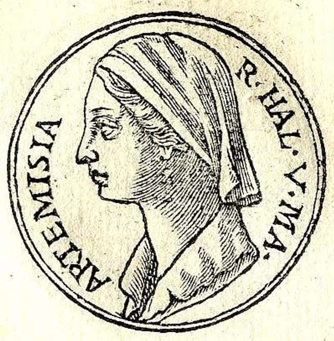 Artemisia I of Caria is listed (or ranked) 8 on the list The Greatest Warrior Queens In History