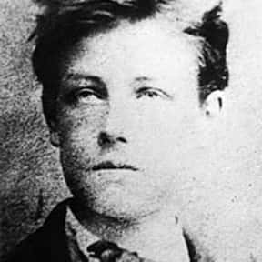 Arthur Rimbaud is listed (or ranked) 10 on the list The Best Gay Authors
