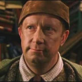 Arthur Weasley is listed (or ranked) 14 on the list List of Harry Potter And The Goblet Of Fire Characters