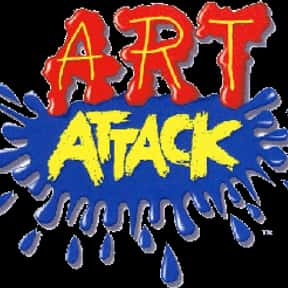 Art Attack is listed (or ranked) 7 on the list The Best CITV TV Shows
