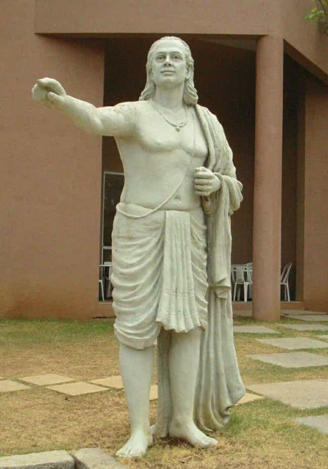 Aryabhata is listed (or ranked) 2 on the list Famous Astronomers from India