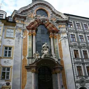 Asamkirche, Munich is listed (or ranked) 22 on the list The Top Must-See Attractions in Munich