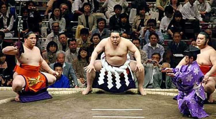 Famous Male Sumo Wrestlers List Of Top Male Sumo Wrestlers Page 9