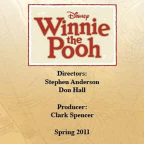 Winnie the Pooh is listed (or ranked) 23 on the list The Best Disney Movies Based on Books