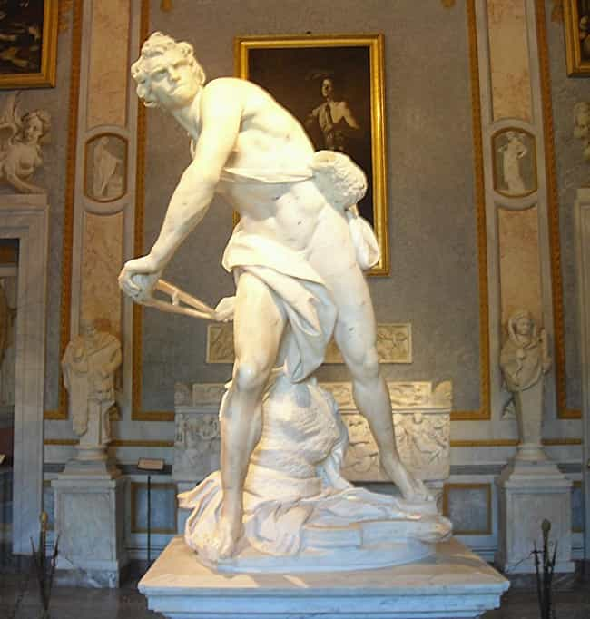 famous gian lorenzo bernini sculptures list of popular gian david is listed or ranked 4 on the list famous gian lorenzo bernini sculptures