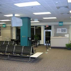 Asheville Regional Airport is listed (or ranked) 2 on the list All North Carolina Airports