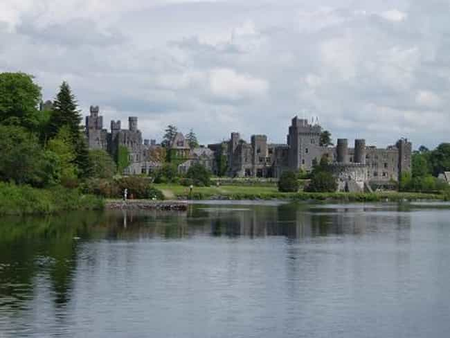 Ashford Castle is listed (or ranked) 4 on the list The Most Beautiful Castles in Ireland