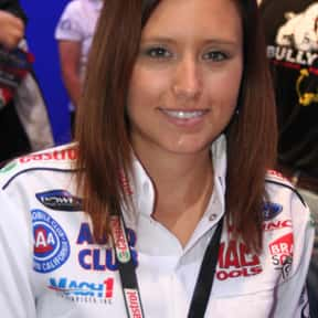 Ashley Force Hood is listed (or ranked) 17 on the list Famous California State University, Fullerton Alumni