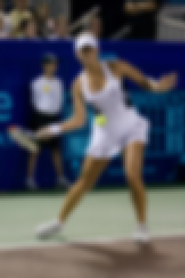 Ashley Harkleroad is listed (or ranked) 7 on the list List of Famous Tennis Players