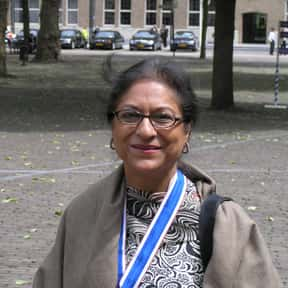 Asma Jahangir is listed (or ranked) 14 on the list List of Famous Civil Rights Activists