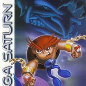 Astal is listed (or ranked) 8 on the list List of Sega Platform Games