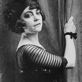 Asta Nielsen is listed (or ranked) 14 on the list Full Cast of The Abyss Actors/Actresses
