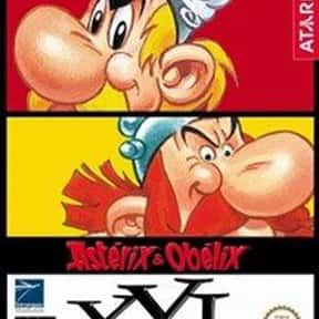 Asterix & Obelix XXL is listed (or ranked) 18 on the list List of Gamecube Games