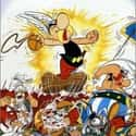 Asterix the Gaul is listed (or ranked) 20 on the list The Best '60s Cartoon Movies