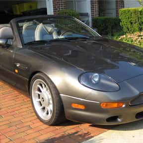 Aston Martin DB7 is listed (or ranked) 11 on the list Every Car Reviewed by Top Gear