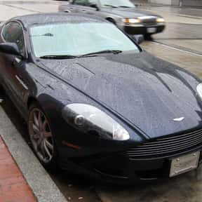 Aston Martin DB9 is listed (or ranked) 13 on the list Every Car Reviewed by Top Gear